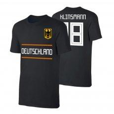 Germany WC2018 Qualifiers t-shirt KLINSMANN, black