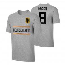 Germany WC2018 Qualifiers t-shirt KROOS, grey