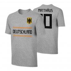 Germany WC2018 Qualifiers t-shirt MATTHAUS, grey