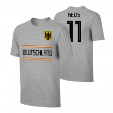 Germany WC2018 Qualifiers t-shirt REUS, grey