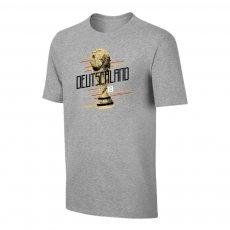 Germany WC2018 Trophy t-shirt, grey