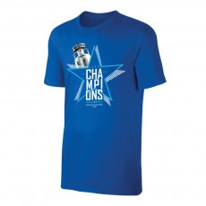 Greece EURO Champions 2004 commemorative t-shirt, blue