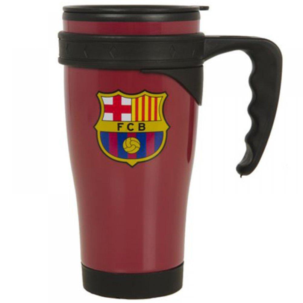 F.C. Barcelona Handled Travel Mug CL