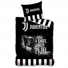 Juventus F.C. Single Duvet Set TS