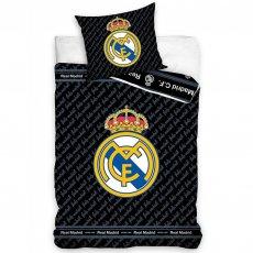 Real Madric F.C.  Single Duvet Set BK