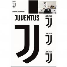 Juventus F.C. Wall Sticker A4