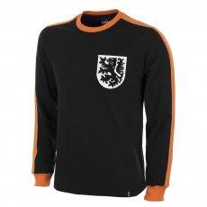 Holland Goalie 1970s Long Sleeve Retro Football Shirt