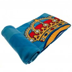 Real Madrid F.C. Fleece Blanket XL