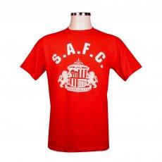 Sunderland A.F.C. T Shirt Jnr LB