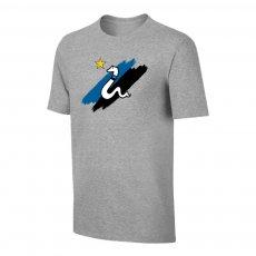Inter 1978-1988 emblem t-shirt, grey