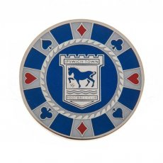 Ipswich Town F.C. Casino Chip Ball Marker