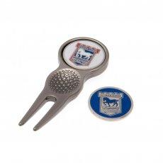 Ipswich Town F.C. Divot Tool & Marker