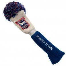 Ipswich Town F.C. Headcover Pompom (Driver)