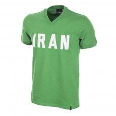 Iran 1970s Short Sleeve Retro Football Shirt