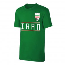 Iran WC2018 Qualifiers t-shirt, green