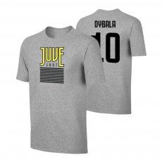 Juventus 1897 t-shirt DYBALA, grey