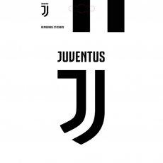 Juventus F.C. Crest Sticker