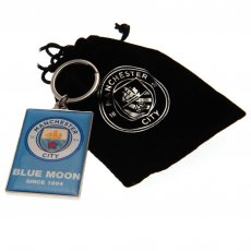 Manchester City F.C. Deluxe Keyring