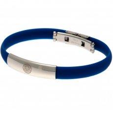 Leicester City F.C. Colour Silicone Bracelet