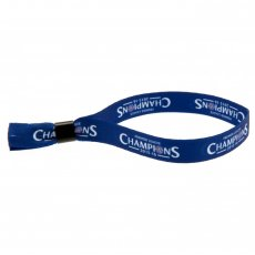 Leicester City F.C. Festival Wristband Champions