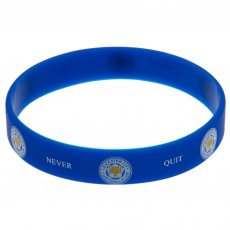 Leicester City F.C. Silicone Wristband FNQ