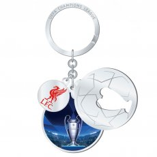 Liverpool F.C. Champions League Keyring