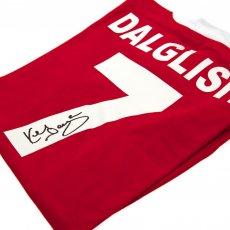 Liverpool F.C. Dalglish Signed Shirt