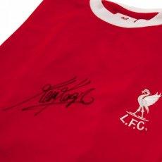 Liverpool F.C. Keegan Signed Shirt