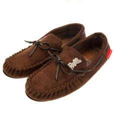 Liverpool F.C. Mens Moccasins 11/12 BR