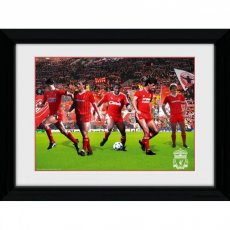 Liverpool F.C. Picture Legends 16 x 12