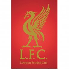 Liverpool F.C. Poster Crest 43 (61 x 91cm)