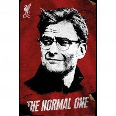 Liverpool F.C. Poster Klopp 62 (61 x 91cm)