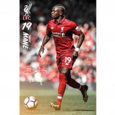 Liverpool F.C. Poster Mane 19