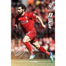 Liverpool F.C. Poster Salah 5 (61 x 91cm)