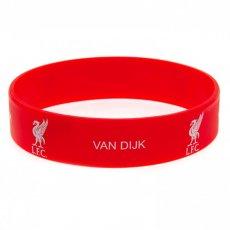 Liverpool F.C. Silicone Wristband Van Dijk
