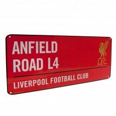 Liverpool F.C. Street Sign RD