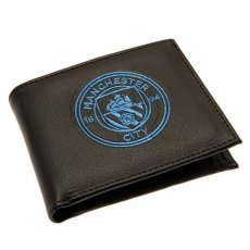 Manchester City F.C. Embroidered Wallet