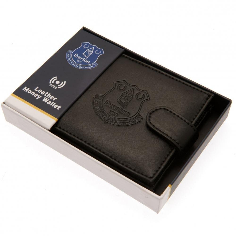 Debossed Wallet Everton F.C GIFT