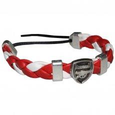 Arsenal F.C. PU Slider Bracelet
