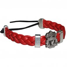 Liverpool F.C. PU Slider Bracelet