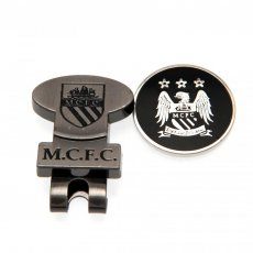 Manchester City F.C. Hat Clip & Marker