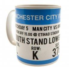 Manchester City F.C. Mug MD