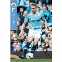 Manchester City F.C. Poster De Bruyne 70 (61 x 91cm)