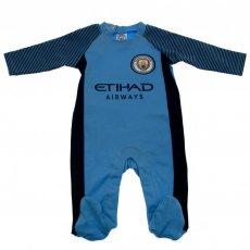 Manchester City F.C. Sleepsuit 9/12 mths ST