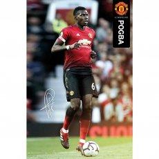 Manchester United F.C. Poster Pogba 49 (61 x 91cm)