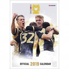 Milton Keynes Dons F.C. Calendar 2019