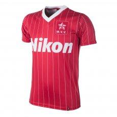 MVV 1983 - 1984 Retro Football Shirt