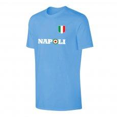 Napoli Target t-shirt, light blue