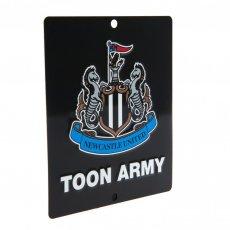 Newcastle United F.C. Window Sign SQ