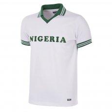 Nigeria 1980 Short Sleeve Retro Football Shirt